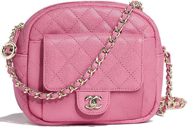 Chanel CC Day Mini Camera Case