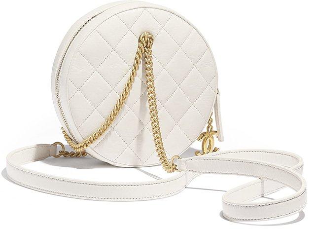 Chanel En Vogue Round Bag