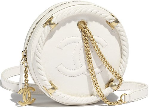 Chanel En Vogue Round Bag thumb