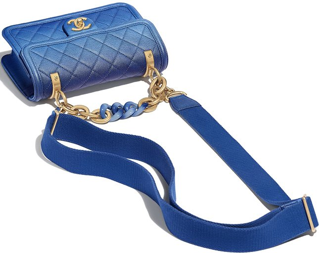 Chanel Sunset On The Sea Bag