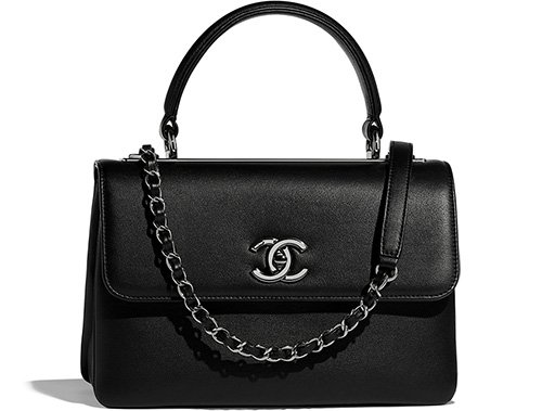 Chanel Trendy CC Bag in Smooth Leather thumb