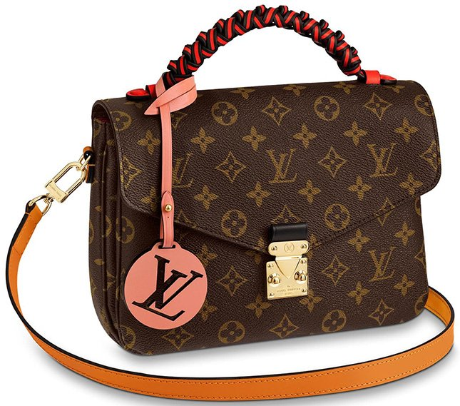 Louis Vuitton Braided Handle With Colorful Leather Charm – Bragmybag 2cbd1645a8e85
