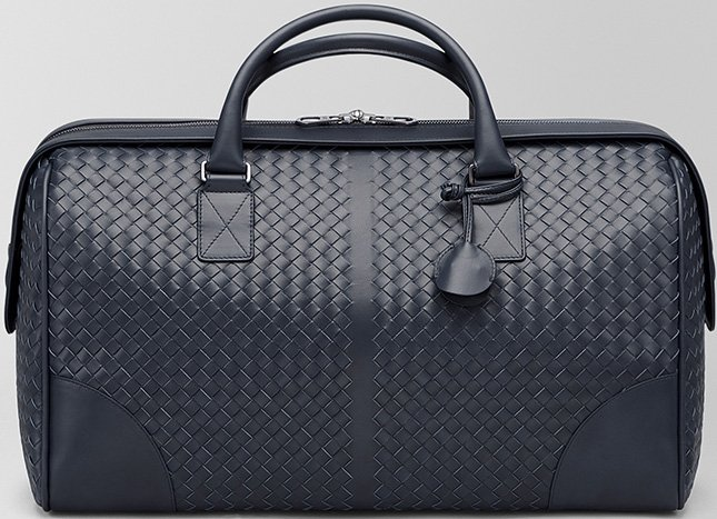 Bottega Veneta Intrecciato Duffle Bag