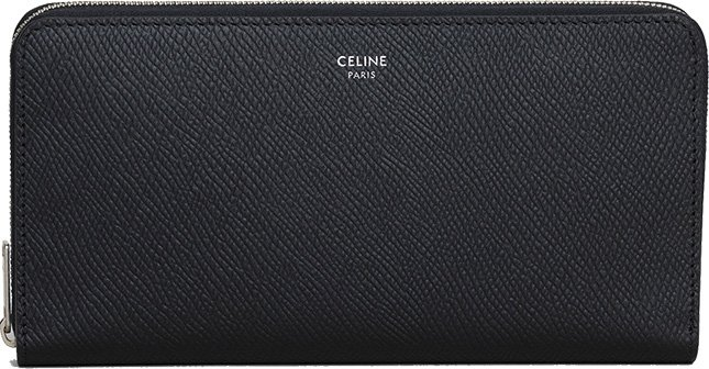 Celine Large Flap Wallet