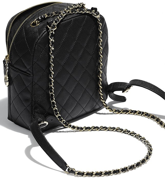 Chanel CC Day Backpack
