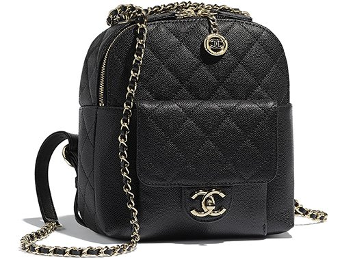 Chanel CC Day Backpack thumb