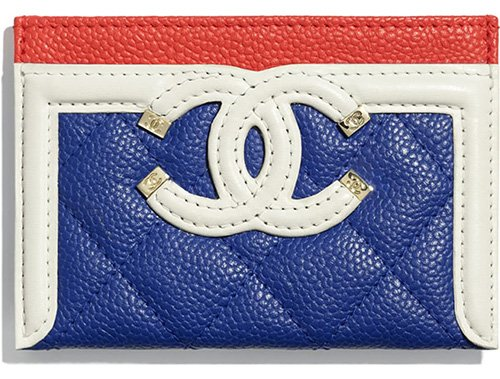 Chanel CC Filigree Wallets And Coin Purse thumb