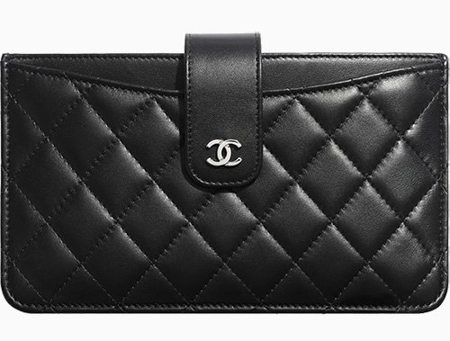 Chanel Classic Strap Pouch thumb
