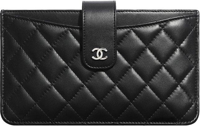 Chanel Classic Strap Pouch