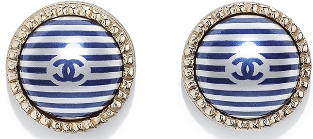 Chanel Cruise La Pausa Earring Collection