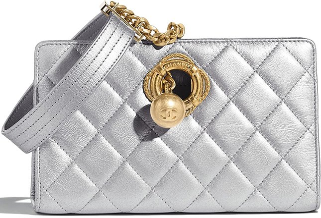 Chanel Evening By The Sea Clutch