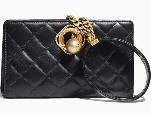 Chanel Evening By The Sea Clutch thumb
