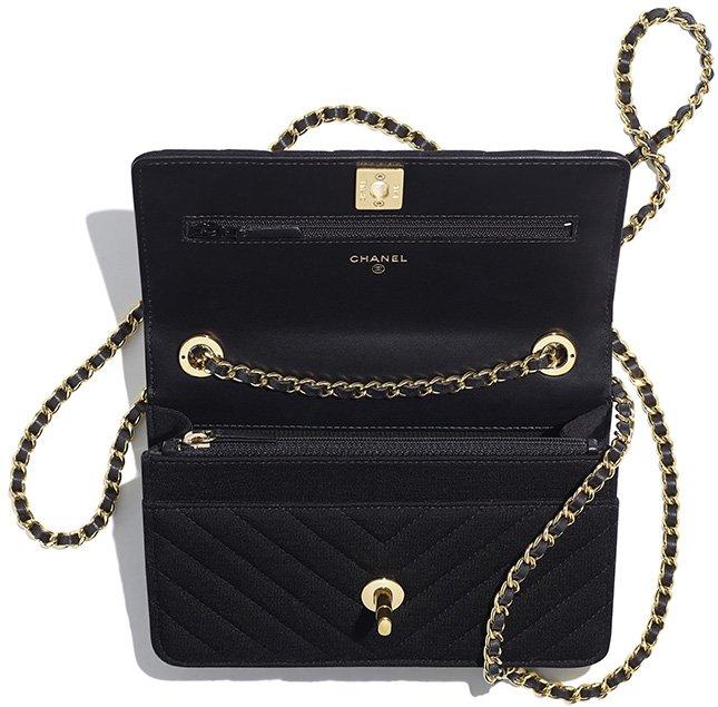 Chanel Trendy CC Jersey WOC