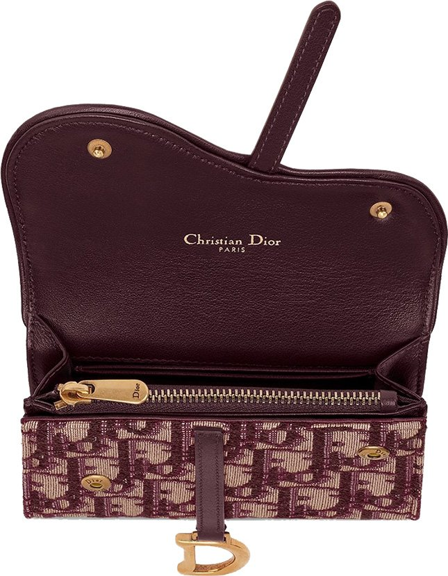 Dior Saddle Wallet Bragmybag