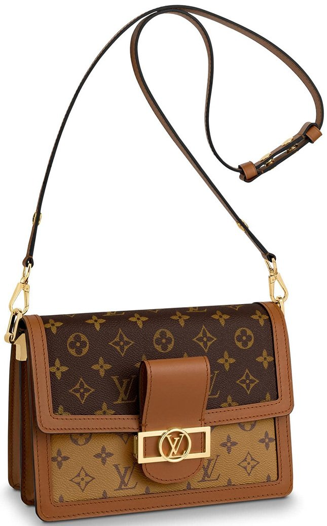 Louis Vuitton Dauphine Bag