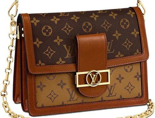 Louis Vuitton Dauphine Bag thumb