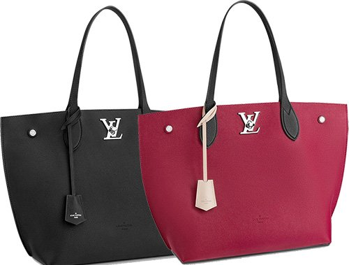 Louis Vuitton Lockme Go Bag thumb