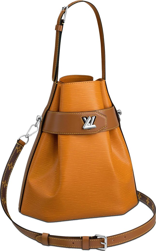 Louis Vuitton Twist Bucket Bag
