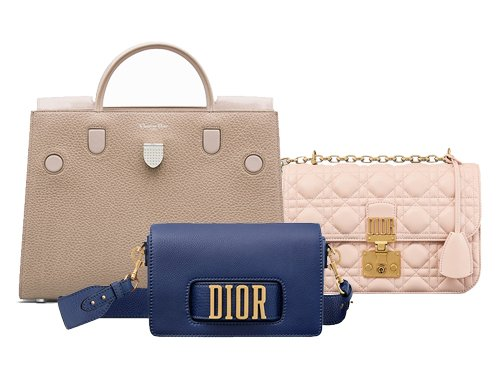 The New Dior Classic Bags Of Today thumb