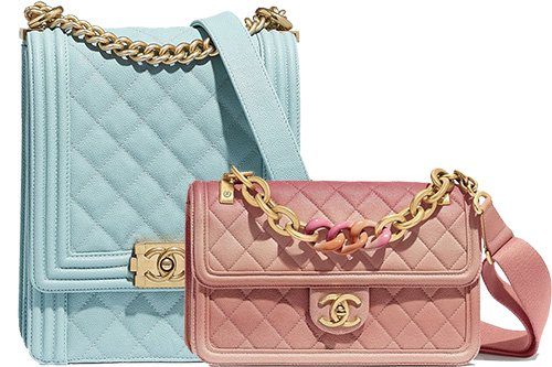 The Best Chanel Bags From Cruise 2019 Collection