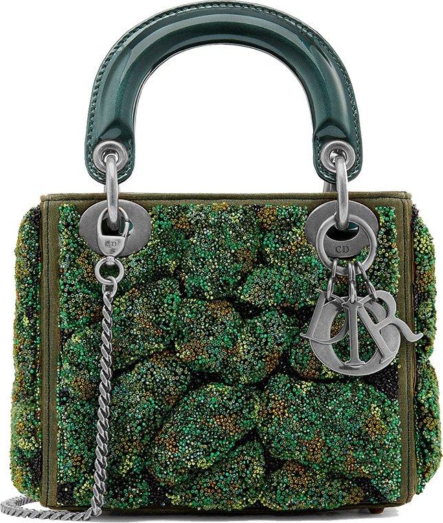 Lady Dior Art Bag Part