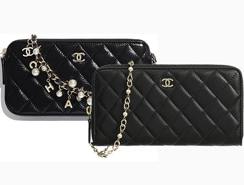 Small Chanel Bags With Pearls thumb