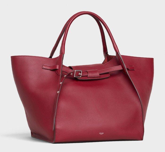 Celine Big Bag red