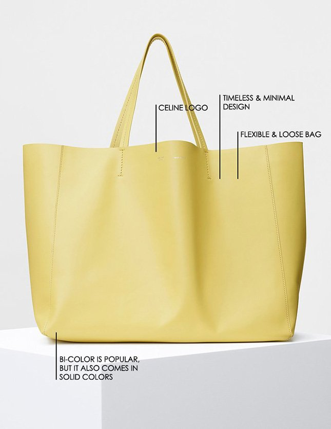 Celine Horizontal Cabas Bag Review