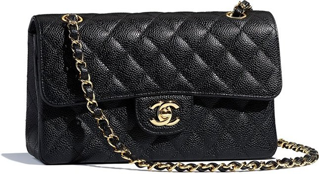 Chanel CC Day Flap Bag