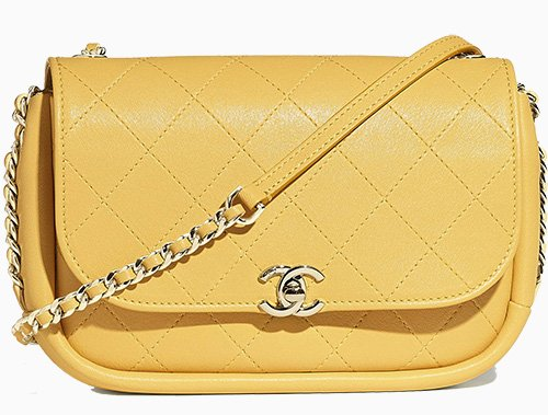 Chanel CC Day Flap Bag thumb