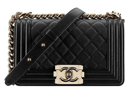 Chanel Classic Boy Bag thumb