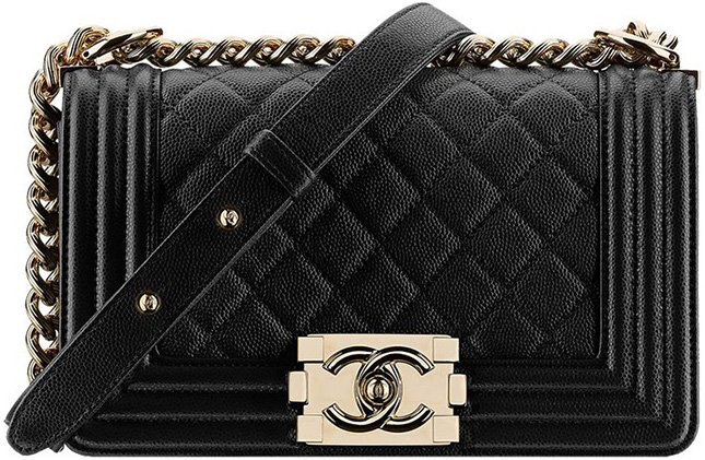 Chanel Classic Boy Bag