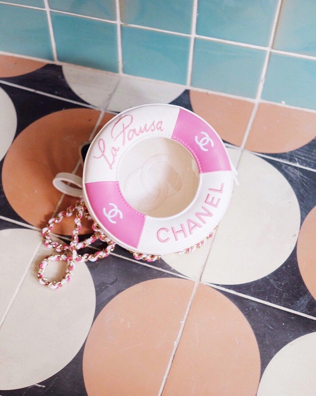 Chanel Life Saver Bag