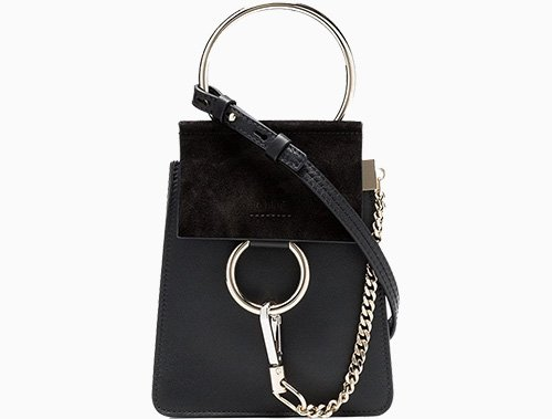 Chloe Mini Faye Bracelet Bag thumb