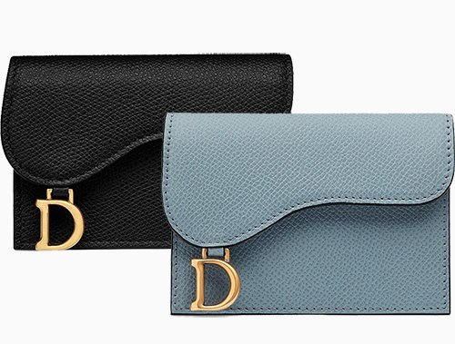 Dior Saddle Card Holder thumb