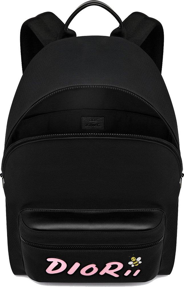 Dior x Kaws Rider Backpack – Bragmybag a45061bb245d8