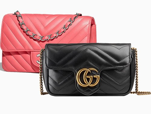 Gucci Super Mini Marmont Bag thumb