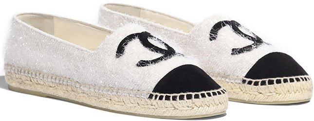 Hermes Espadrilles For Cruise Collection