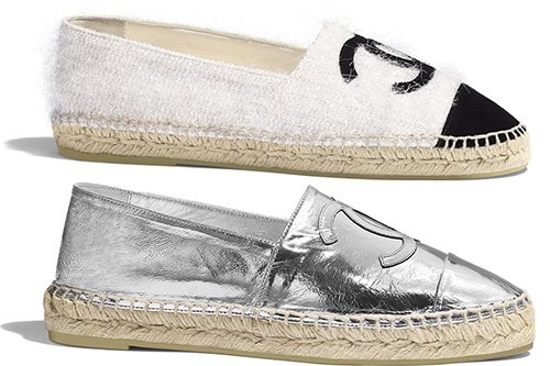 Hermes Espadrilles For Cruise Collection thumb