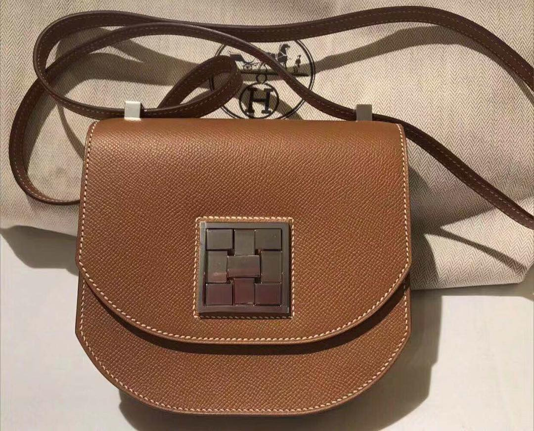 Hermes Mosaique Au Bag