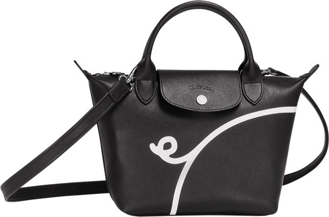 Longchamp x Mr Bags For Chinese New Year