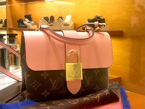 Louis Vuitton Locky BB Bag thumb