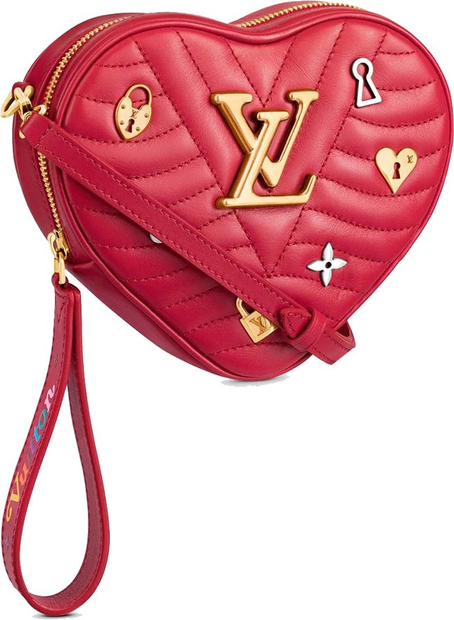 7fa478692768 Louis Vuitton New Wave Heart Bag - Bragmybag