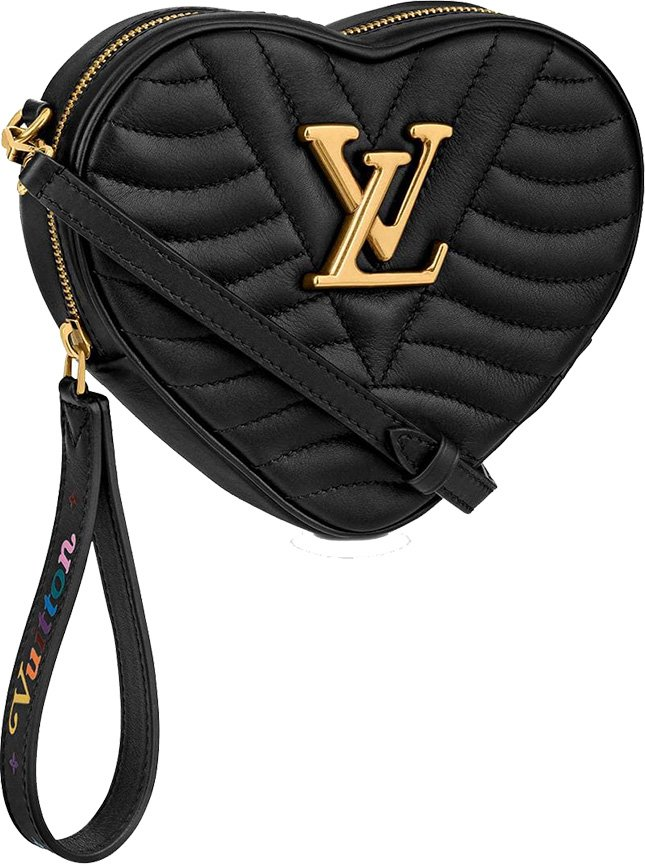ee81e760e67b Louis Vuitton New Wave Heart Bag