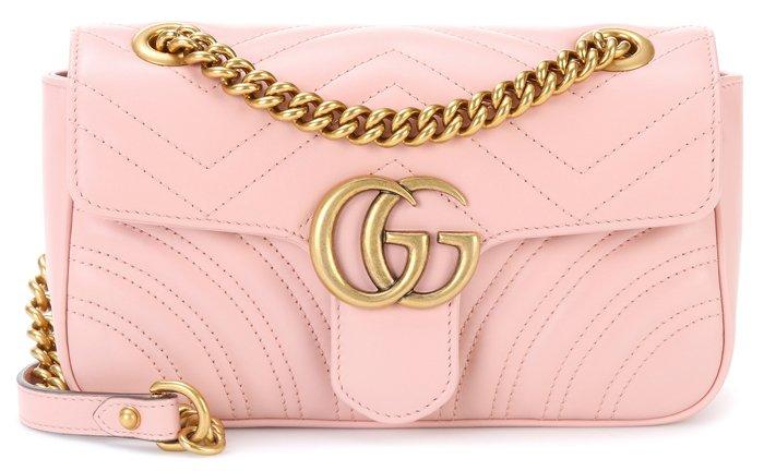 gucci bag pink