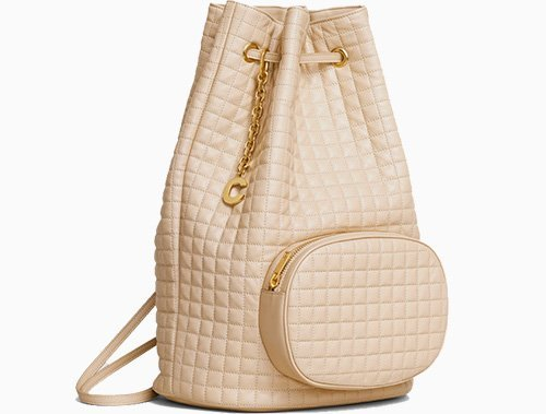 Celine C Charm Bucket Bag thum