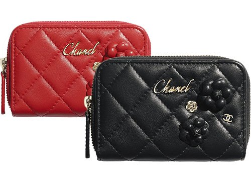 Chanel Camellia CC Charm Accessories thumb