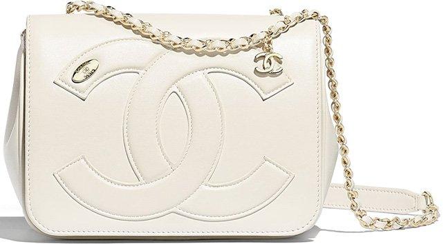 Chanel Lambskin CC Bag