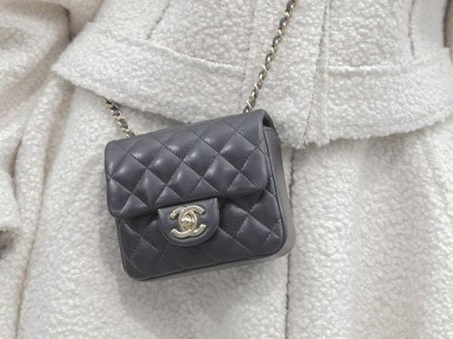 Chanel Mini Square Bag Review thumb