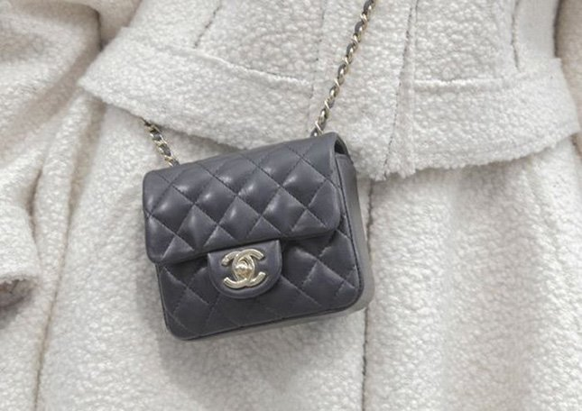 Chanel Mini Square Bag Bragmybag